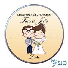 Latinha de casamento - Mod. 9