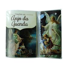 Imagem - Livro Orações ao Anjo da Guarda cód: 00159755-2
