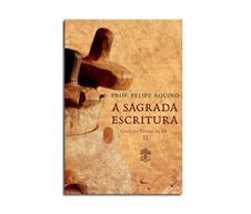 Imagem - Livro - Escola da Fé - Vol. 2 - A Sagrada Escritura cód: 13485919