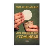 Imagem - Livro - Como preparar-se para comungar cód: 11102866