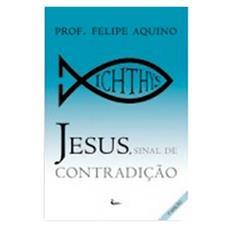 Imagem - Livro - Jesus Sinal de Contradição cód: 18101673