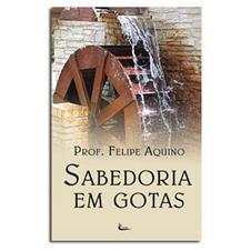 Imagem - Livro - Sabedoria em Gotas cód: 17752400