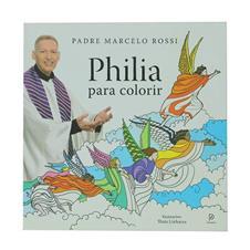Imagem - Livro para colorir Philia cód: LPC