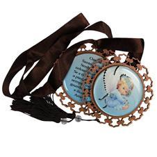 Imagem - Medalhão Anjo da Guarda - Modelo 1 cód: MDK1