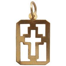 Medalha Cruz Vazada