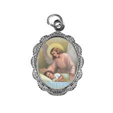 Imagem - Medalha de alumínio - Anjo da Guarda - Mod. 02 - 16341204-20