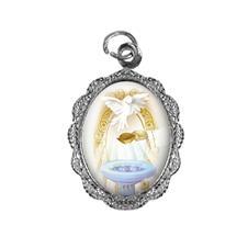 Imagem - Medalha de Alumínio - Batismo - 16688367-20