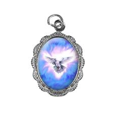 Imagem - Medalha de Alumínio - Divino Espírito Santo cód: 12051069-20
