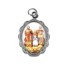 Imagem - Medalha de alumínio - Divino Pai Eterno - Mod. 02 - 19115280-20