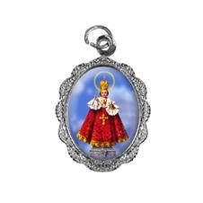 Medalha de Alumínio - Menino Jesus de Praga