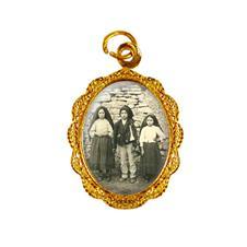 Medalha de alumínio - Meninos de Fátima