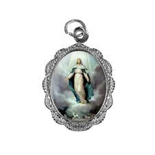 Imagem - Medalha de alumínio - Nossa Senhora da Assunção - Mod. 2 - MAAS-03