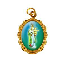 Medalha de alumínio - Nossa Senhora da Esperança