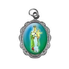 Imagem - Medalha de alumínio - Nossa Senhora da Esperança cód: 16561665-20