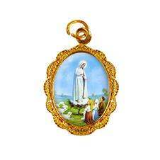 Imagem - Medalha de alumínio - Nossa Senhora de Fátima - Mod. 1 cód: 15547277-19