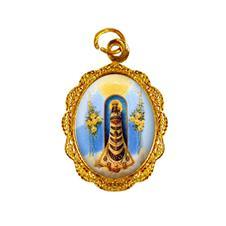Imagem - Medalha de alumínio - Nossa Senhora do Loreto - 19314093-19