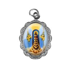 Imagem - Medalha de alumínio - Nossa Senhora do Loreto - 19314093-20