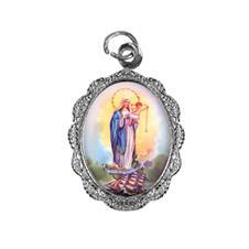 Imagem - Medalha de alumínio - Nossa Senhora dos Navegantes cód: 19148824-20