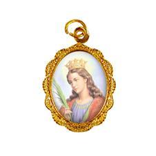 Imagem - Medalha de Alumínio - Santa Catarina - 10426604-19