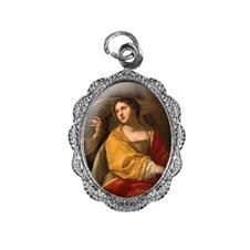 Imagem - Medalha de Alumínio - Santa Cecília - 16355922-20