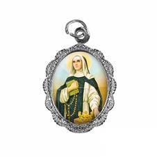 Medalha de Alumínio - Santa Edwiges - Mod. 2