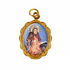 Imagem - Medalha de Alumínio - Santa Eulália cód: 12837053-19