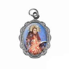 Medalha de Alumínio - Santa Eulália