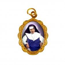 Imagem - Medalha de Alumínio Santa Irmã Dulce - MASIDD