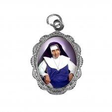 Imagem - Medalha de Alumínio Santa Irmã Dulce - MASIDN