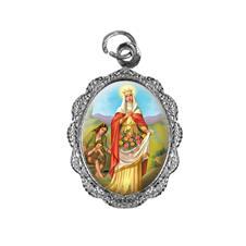 Medalha de Alumínio - Santa Isabel da Hungria