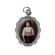 Imagem - Medalha de Alumínio - Santa Jacinta Marto cód: 10746211-20