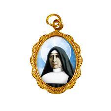 Imagem - Medalha de Alumínio - Madre Paulina cód: 19664083-19