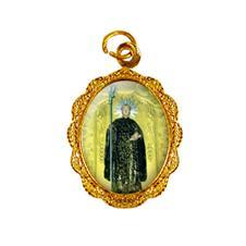 Imagem - Medalha de Alumínio - Santo Amaro cód: 16240087-19