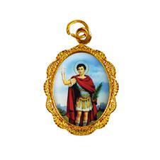 Imagem - Medalha de Alumínio - Santo Expedito - Mod. 2 - 14855752-19