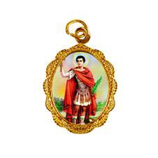 Imagem - Medalha de Alumínio - Santo Expedito - Mod. 1 cód: 13198947-19