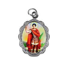 Medalha de Alumínio - Santo Expedito - Mod. 1