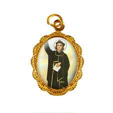 Imagem - Medalha de Alumínio - Santo Ivo cód: 15082741-19