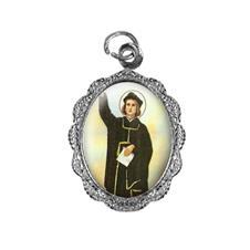 Imagem - Medalha de Alumínio - Santo Ivo cód: 15082741-20