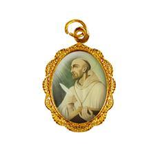 Imagem - Medalha de Alumínio - São Bernardo - Mod. 2 - 13824720-19