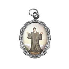 Imagem - Medalha de alumínio - São Charbel - Mod. 01  cód: 13863404-20