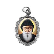 Imagem - Medalha de alumínio - São Charbel - Mod. 2 cód: 13863534-20