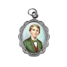 Imagem - Medalha de Alumínio - São Domingos Sávio - Mod. 02 cód: 13563607-20
