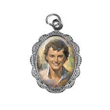 Imagem - Medalha de Alumínio - São Domingos Sávio - Mod. 01 cód: 15539515-20