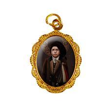 Imagem - Medalha de Alumínio - São Francisco Marto cód: 10912851-19