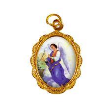 Imagem - Medalha de Alumínio - São Gabriel - 16462051-19
