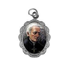 Medalha de Alumínio - São José de Anchieta - Mod. 01 Níquel
