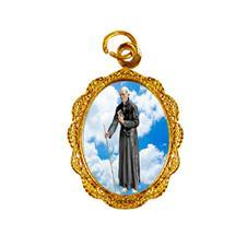 Imagem - Medalha de Alumínio - São José de Anchieta - Mod. 03 cód: 14721467-19