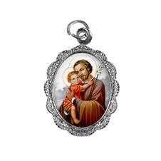 Medalha de Alumínio - São José - Mod. 2