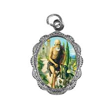 Imagem - Medalha de alumínio - São Lázaro cód: 15989051-20