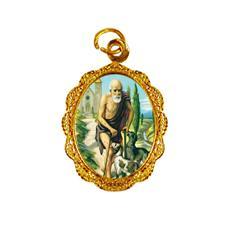 Imagem - Medalha de alumínio - São Lázaro cód: 15989051-19